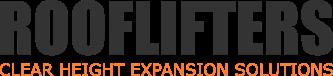 Roof Lifting & Raising | ROOFLIFTERS Logo